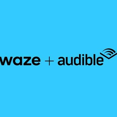 Waze keeps the story going with new Audible integration