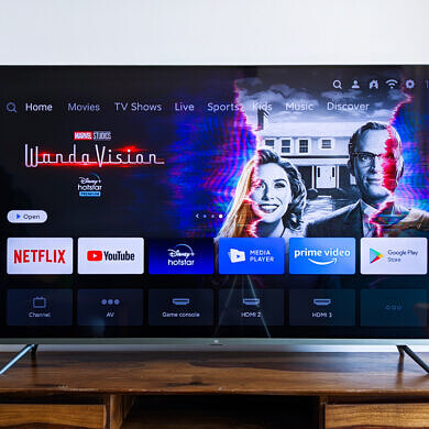 Xiaomi Mi QLED TV 4K 55″ Review: A premium Android TV experience at a compelling price