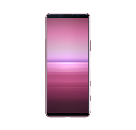 Sony Xperia 5 II pink front