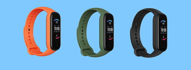 Take advantage of some great mid-week deals, like a one-day discount on the Amazfit Band 5!