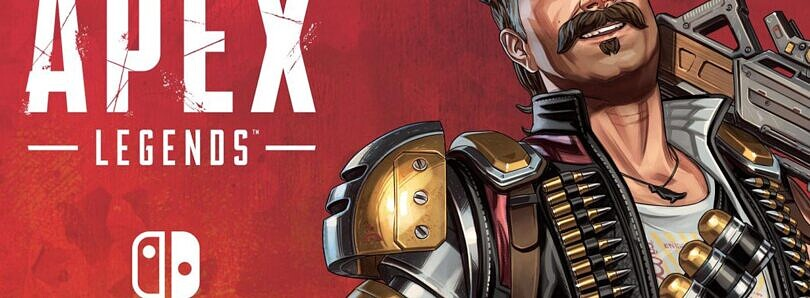 Apex Legends is coming to the Nintendo Switch next month