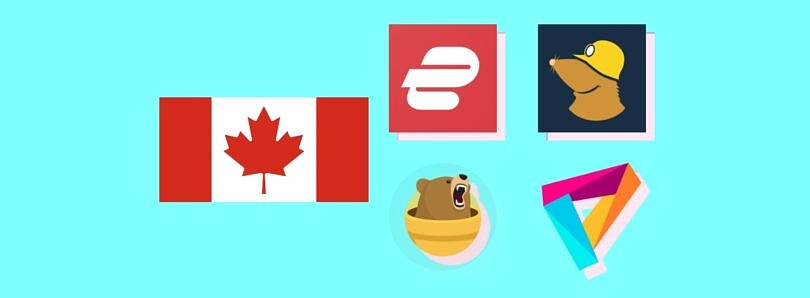 These are the Best VPNs for Canada: ExpressVPN, TunnelBear, and more!