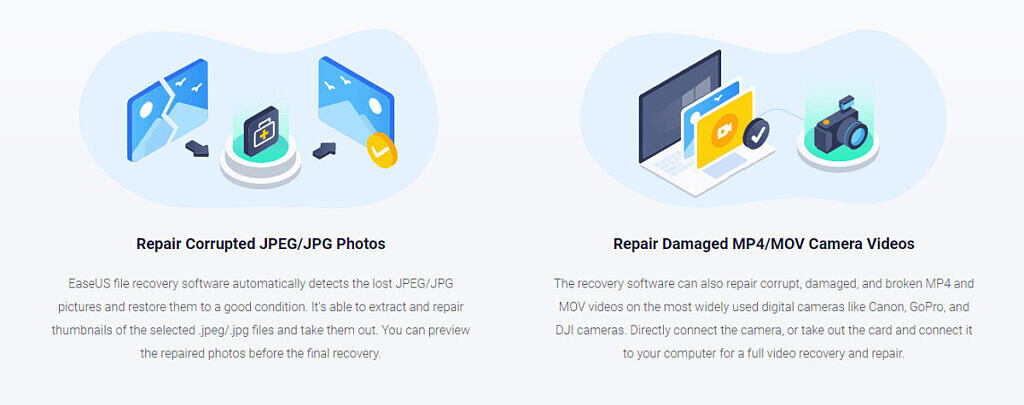 """<p>You can start using EaseUS for free with their 2GB data recovery capacity. This is a good way to get an initial scan and see if you can find your missing files. The software will be able to scan a specific drive or folder and present you with previews and filenames of your lost data.</p> <p>The post <a rel=""""nofollow"""" href=""""https://www.xda-developers.com/easeus-data-recovery/"""">EaseUS Data Recovers for Windows, MAC, iOS and Android</a> appeared first on <a rel=""""nofollow"""" href=""""https://www.xda-developers.com/"""">xda-developers</a>.</p>"""