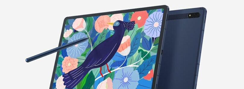 You can now pre-order the best Android tablet, the Galaxy Tab S7, in a new Mystic Navy color