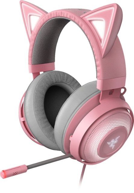 Razer Quartz Kraken Kitty Headset