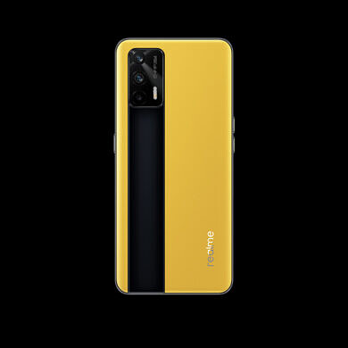 Realme's next flagship features a dual-tone back and Qualcomm's Snapdragon 888