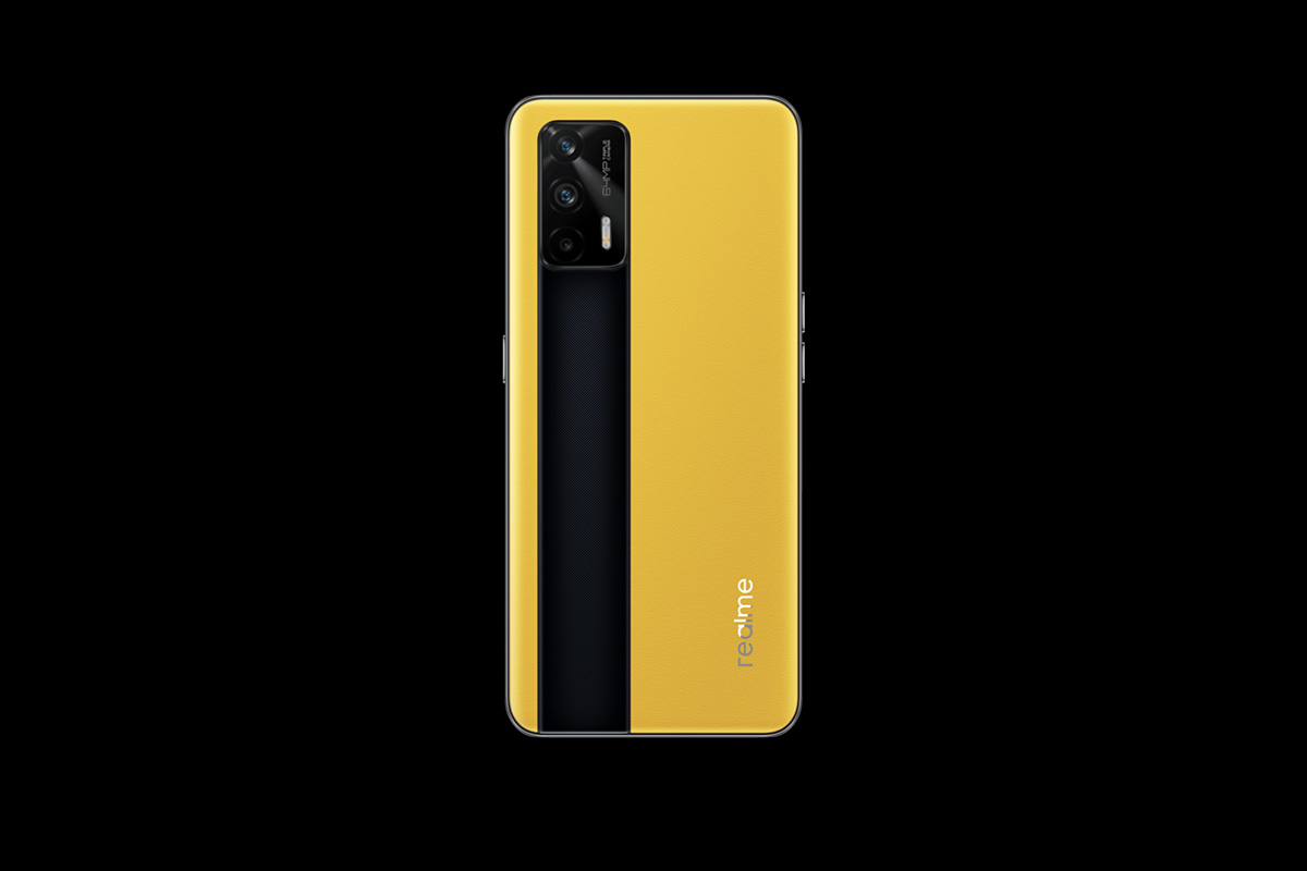 Realme's next flagship features a dual-tone back and Qualcomm's Snapdragon 888 - XDA Developers