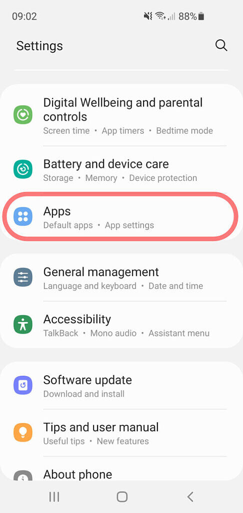 Steps to disable Android battery optimizations