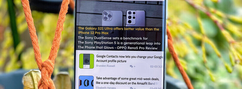 Samsung Galaxy S21 Ultra Display Review: A technical (rather than visual) step forward