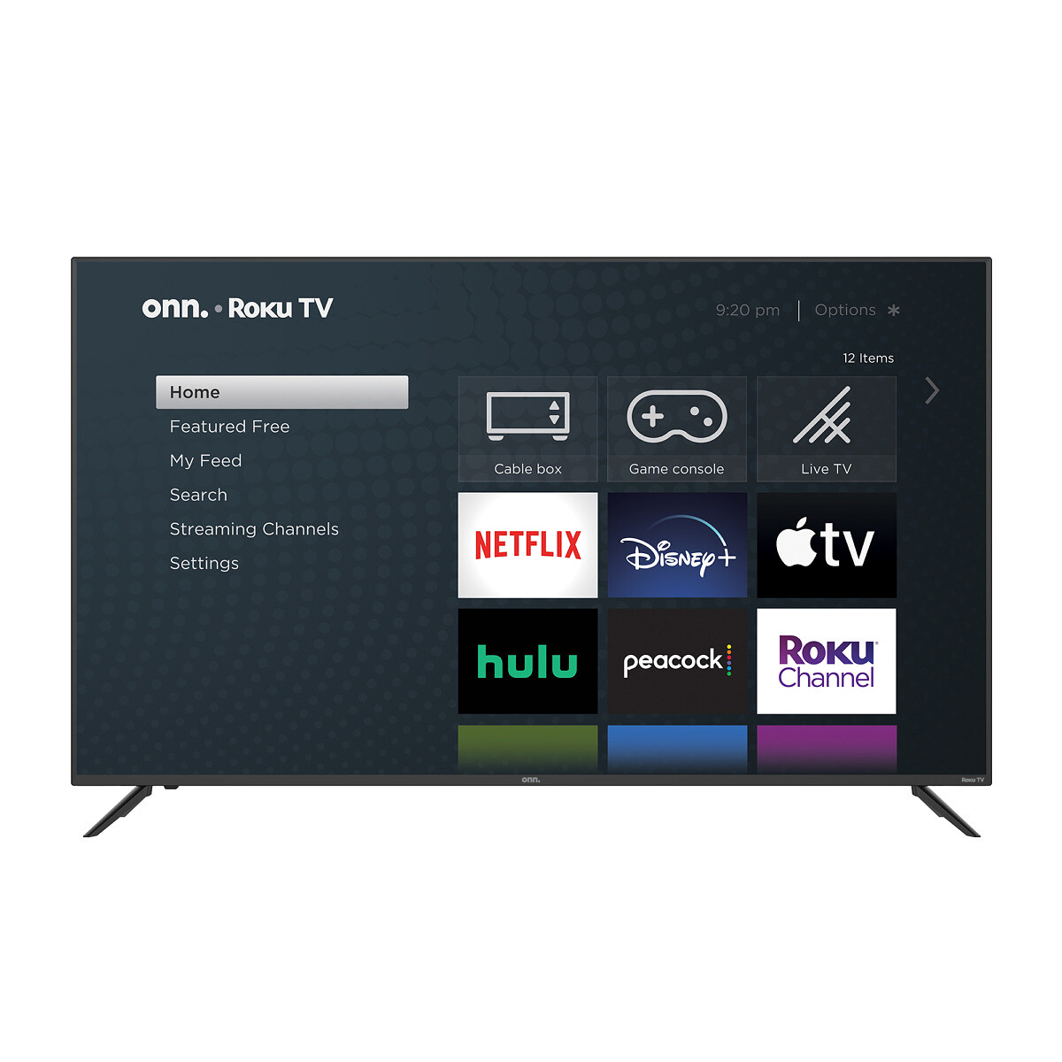 oon. 70-inch 4K UHD Roku Smart TV