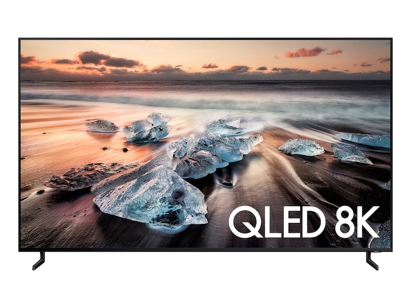 8K Quality at Samsung