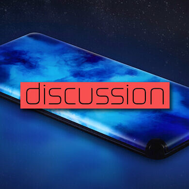 Discussion: Do you want a waterfall display that's curved on all sides?