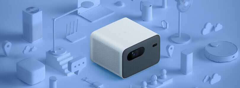 Xiaomi unveils a new Mi Smart Projector that beams Android TV to your wall