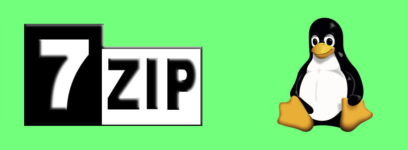 7-Zip, the open source file archiver, is now available for Linux
