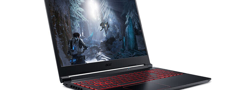 Acer Nitro 5 with NVIDIA GeForce RTX 3060 GPU now available in India