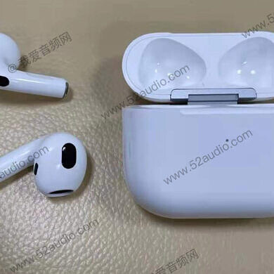 Apple AirPods 3 could launch on March 23 with new design and case