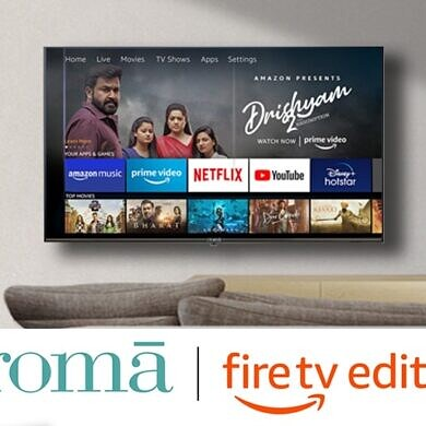 Croma's latest smart TV lineup in India has Amazon Fire TV built-in
