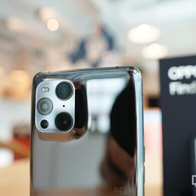 The OPPO Find X3 Pro has the best ultra wide camera I've used on a phone