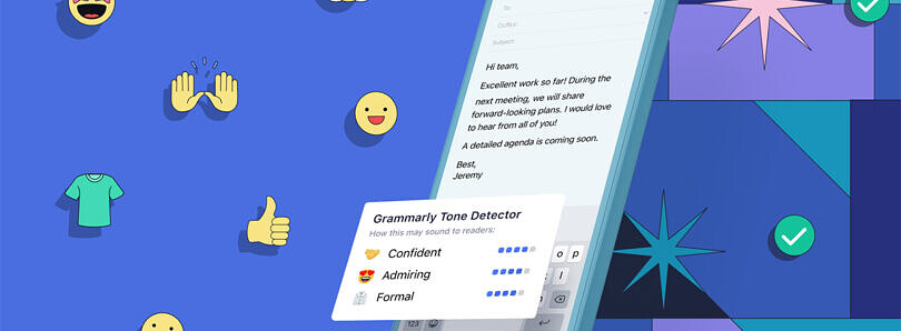 Grammarly's Tone detector feature is now available on its keyboard app