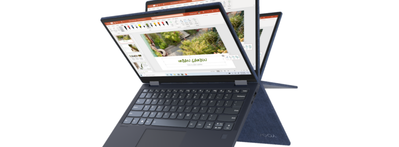 Lenovo Yoga 6 with AMD Ryzen 4000 CPU, 'Abyss Blue' texture finish launched in India