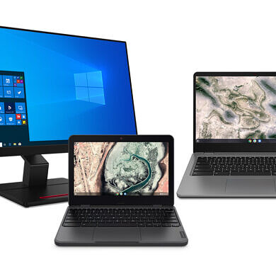 Lenovo launches new education-focused Windows and Chromebook laptops for students