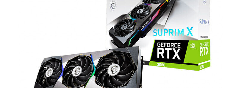 MSI to increase prices of graphics cards due to global chipset shortage