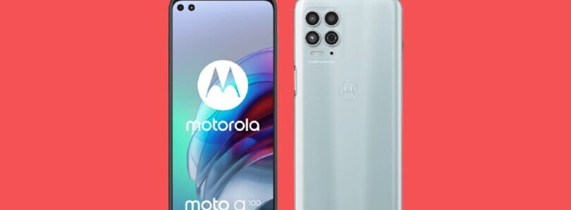 Motorola is launching its affordable flagship, the Moto G100, later this month