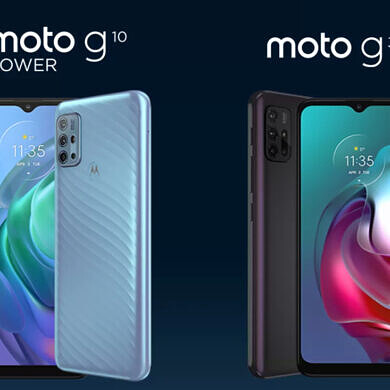 Moto G30 and Moto G10 Power launched in India as budget-friendly offerings