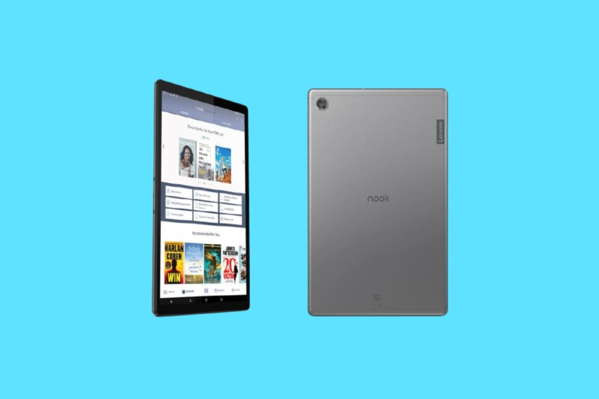 """Barnes & Nobles' new Nook 10"""" HD tablet comes with Android for $130"""