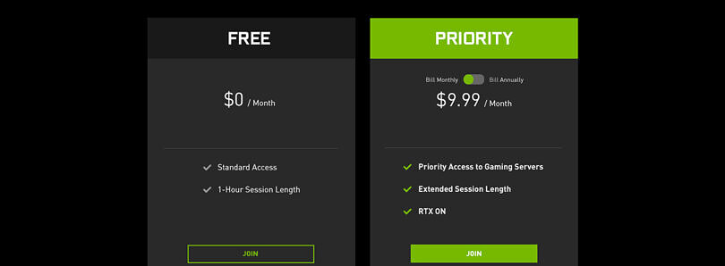 NVIDIA's GeForce NOW sunsets its Founders tier in favor of Priority memberships