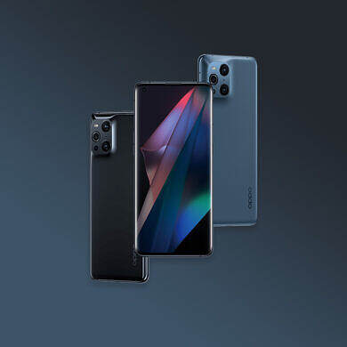 OPPO's Find X3 Pro has a 120Hz display and a microscope camera