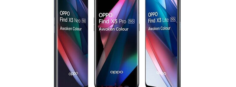 OPPO Find X3 leaks leave almost nothing to the imagination