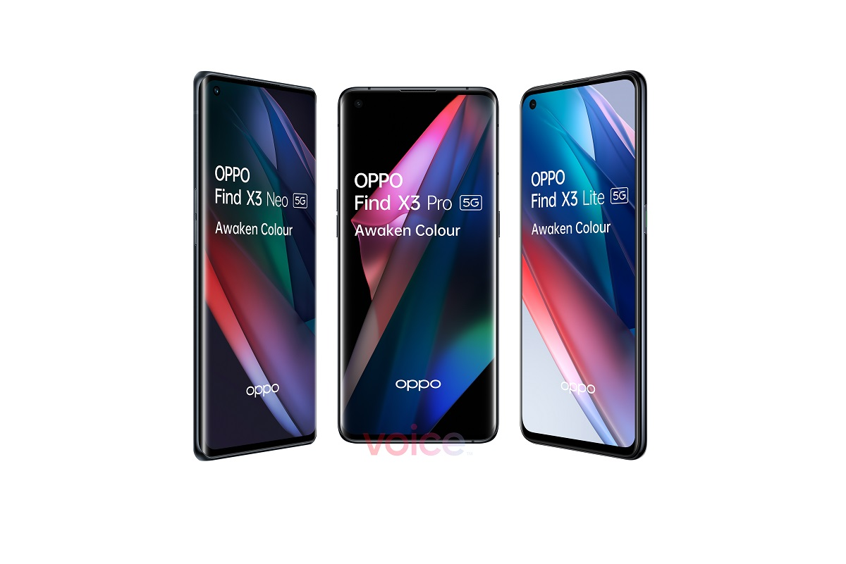 OPPO Find X3 leaks leave almost nothing to the imagination - XDA Developers