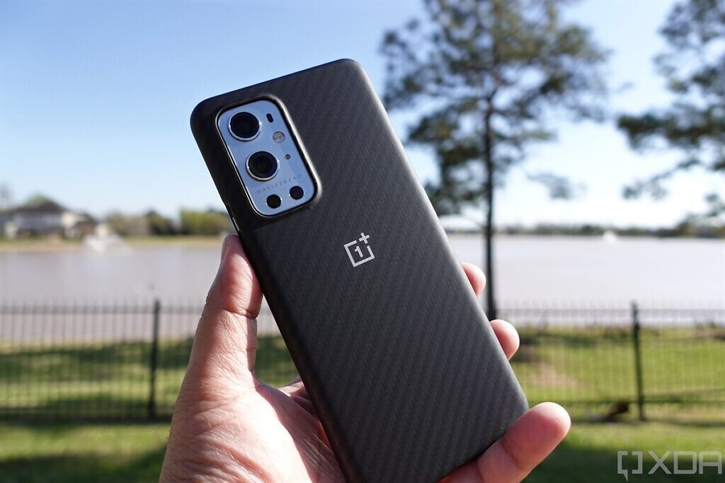 Karbon Bumper case for the OnePlus 9 Pro