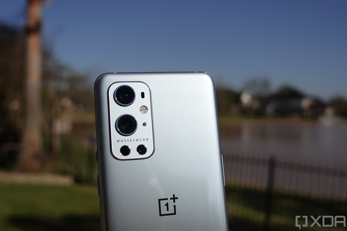 OnePlus 9 seems to have reduced performance in many popular apps