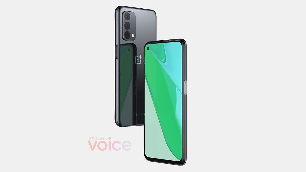 OnePlus Ebba side frame