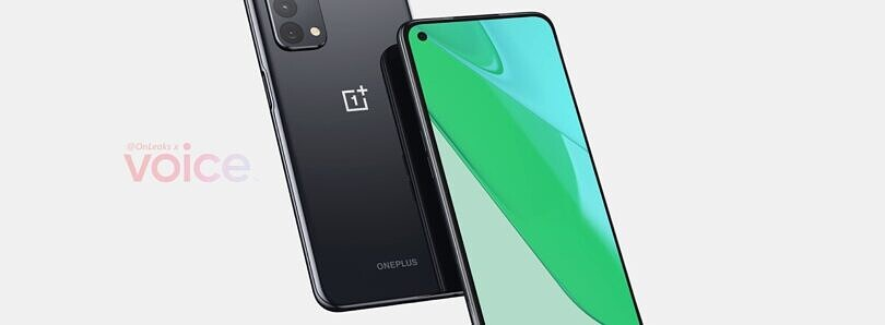 Leaked render gives us our first look at the OnePlus Nord N10 successor