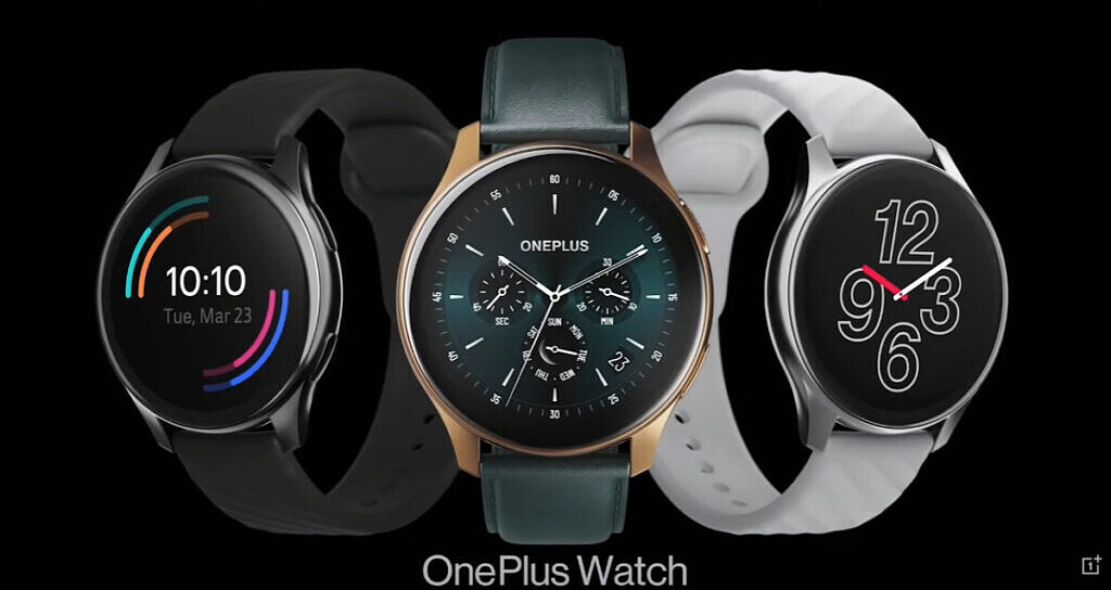 OnePlus Watch colors