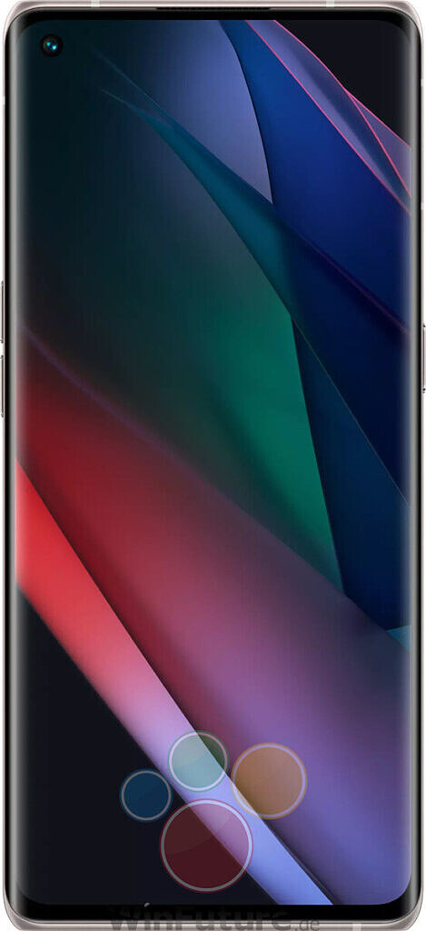 Find X3 Pro Front