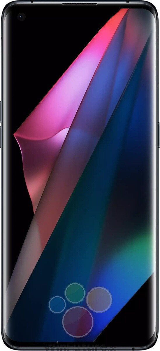 Find X3 Pro - Front