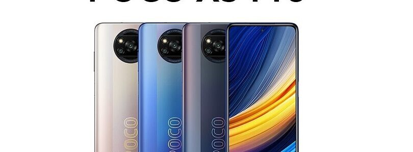 Xiaomi's POCO X3 Pro leaks in full with a brand new Qualcomm chip