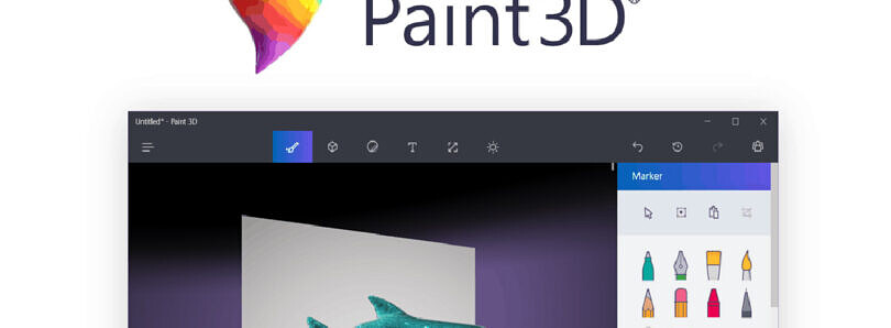 Windows 10 fresh installations to no longer include Paint 3D and 3D Viewer