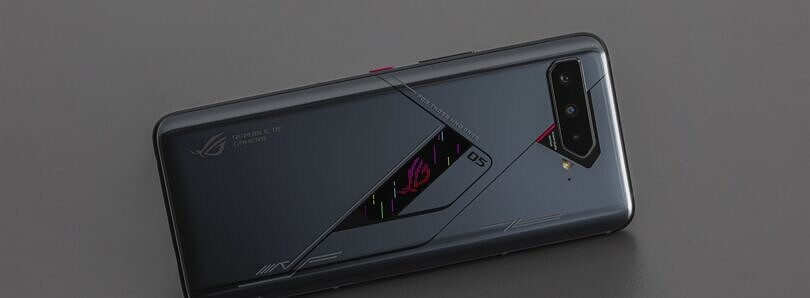The ASUS ROG Phone 5 is the first phone with Sentons' new ultrasonic game triggers
