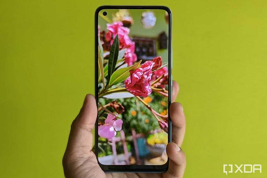 Realme 8 Pro review super amoled display 2 Infinite blue 128GB