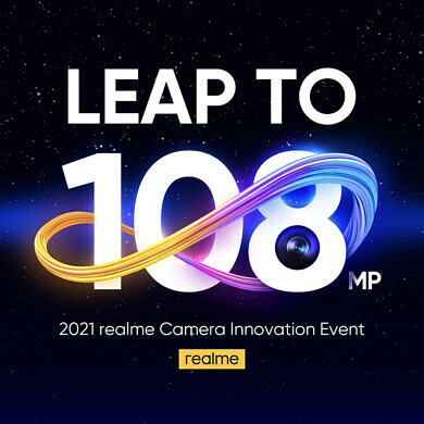 Realme ups its game with a 108MP camera and other improvements on the Realme 8 series