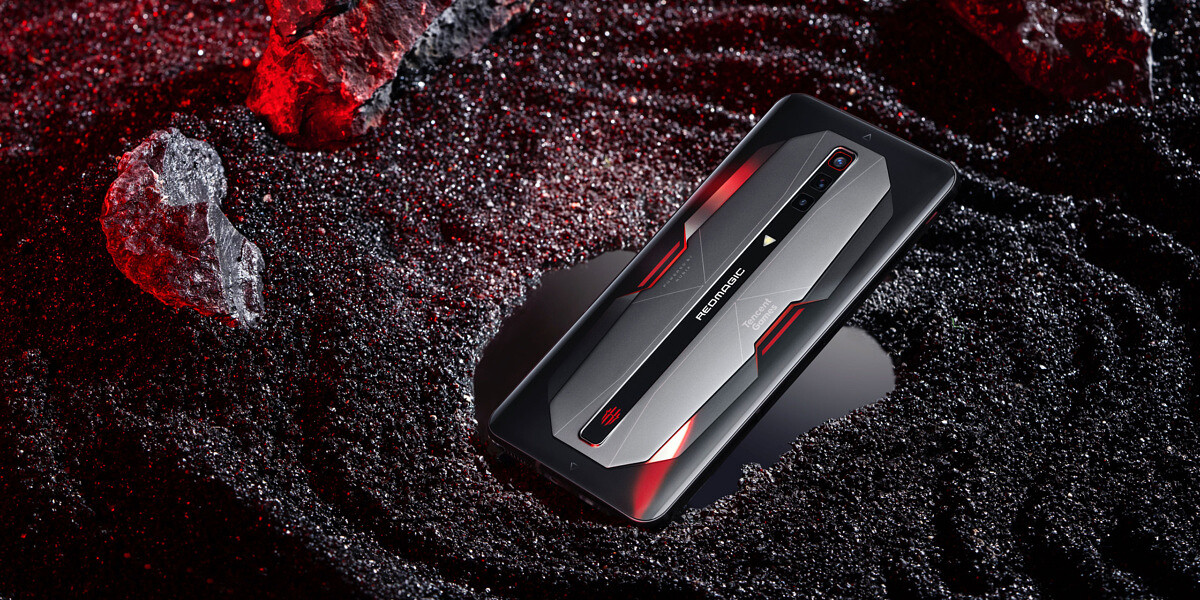 Red Magic 6 series with a crazy 165Hz display and 120W fast charging launches globally
