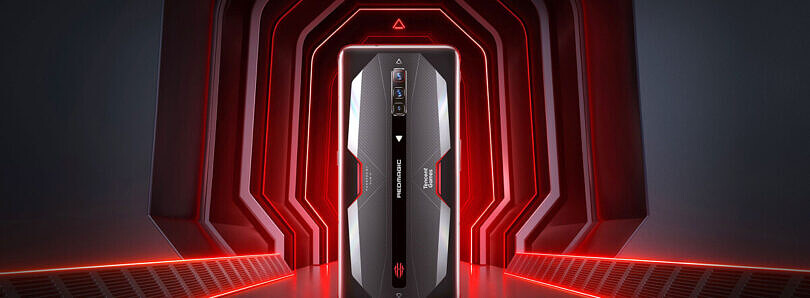 Red Magic 6 series has a crazy 165Hz AMOLED display and 120W fast charging