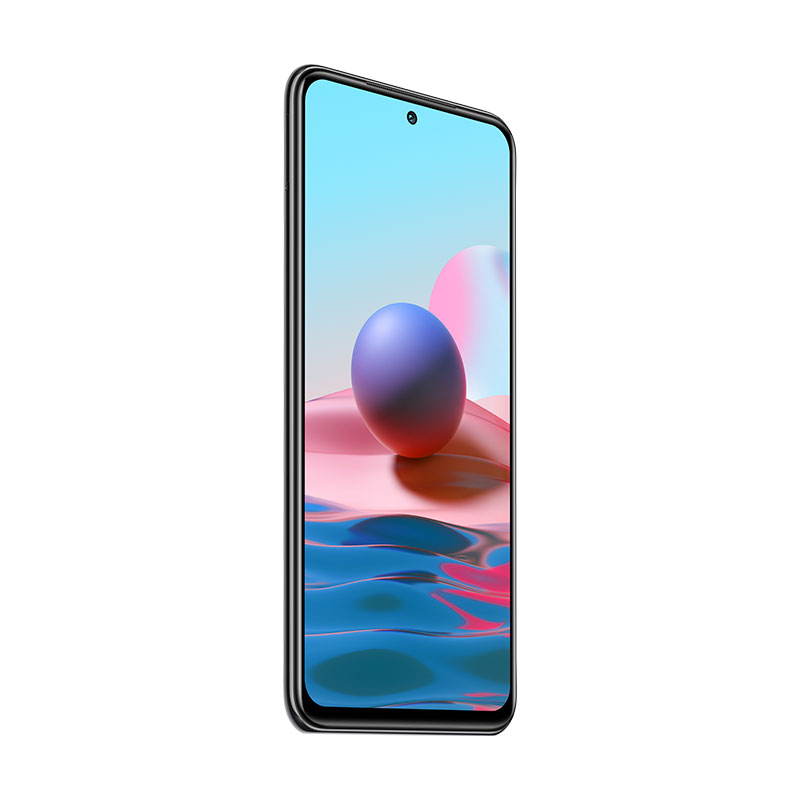 Redmi Note 10 Note 10S display