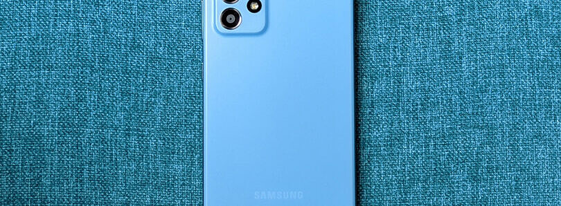 Samsung Galaxy A52 series gets Galaxy S21's video call effects, May 2021 patches, and more
