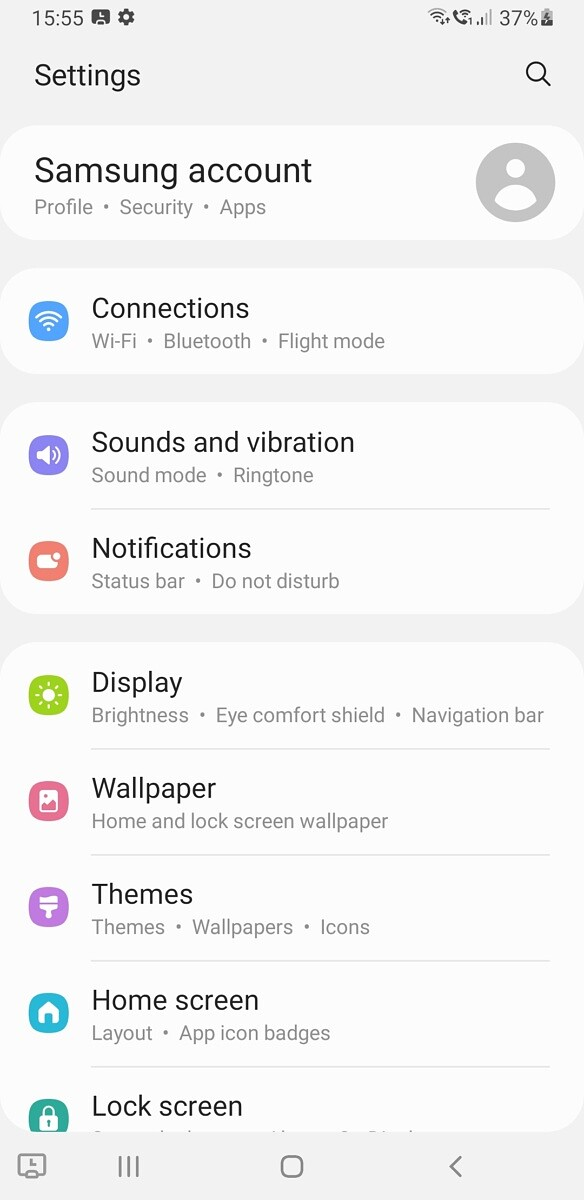 Samsung Galaxy Note 9 Android 11 port One UI 3.1 - 3
